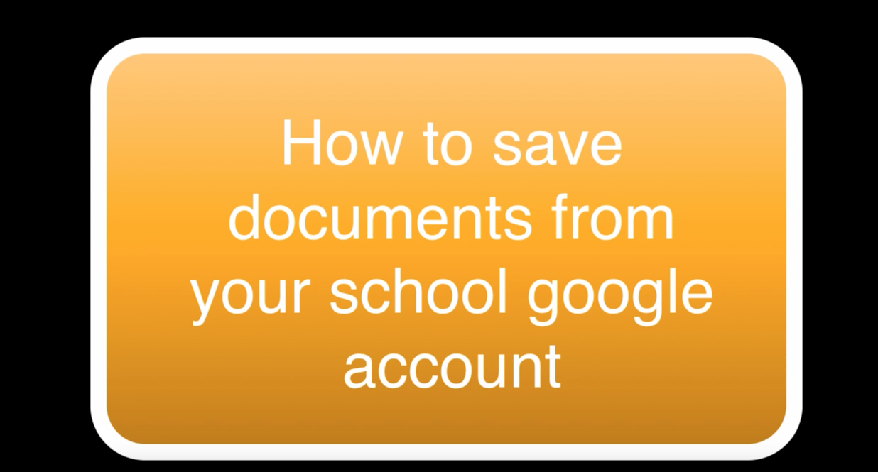 how to save documents in google drive