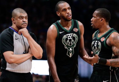 The Controversy Over NBA Referee Tony Brothers